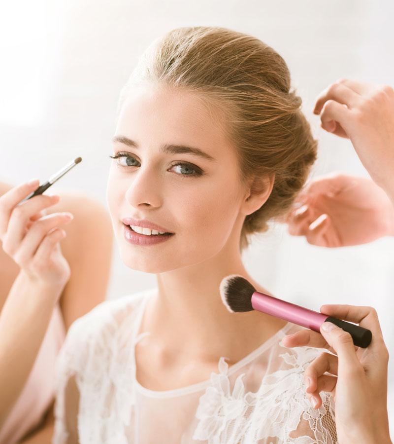 make up braut